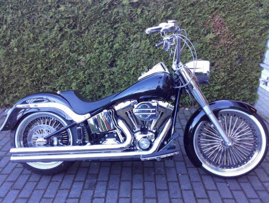 FATBOY complete andere stijl.